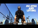 How I balance jiu-jitsu training and lifting weights | VLOG 230