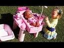✿ Hello Kitty ИГРАЕМ В КУКЛЫ Игрушки Куклы для Девочек Хелло Китти Видео для Детей Hello Kitty