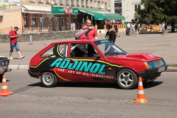 Черкаські гонщики більше місяця житимуть без автослалому