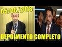 Olha o que o Lula falou ao Juiz Marcelo Bretas detonou a farsa do judiciário DEPOIMENTO COMPLETO