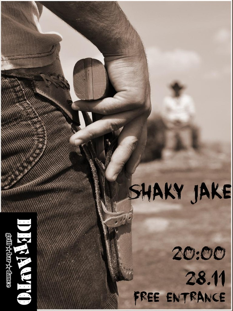 28.11 Shaky Jake в Defaqto