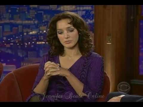 Jennifer Beals - Interview: The Late Late Show w/ Craig Ferguson (October 12, 2006)