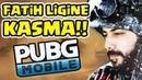 PUBG Mobile'da FATİH LİGİNE RUSH !!