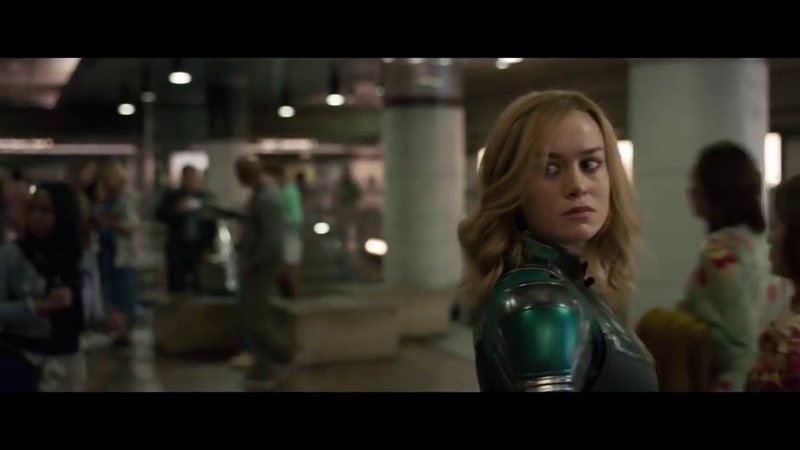 Капитан Марвел Фантастика Смотреть онлайн