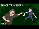Anime Abandon - Space Travelers: The Animation