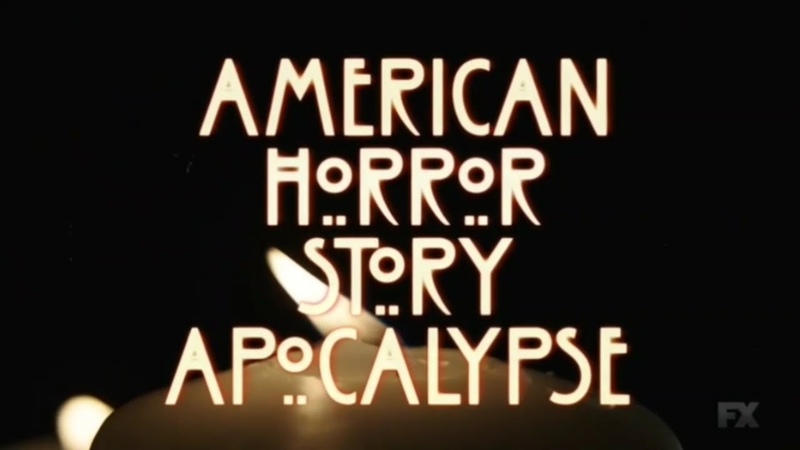 American Horror Story: Apocalypse - Official Opening (Main Titles - Season 8)