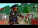 Мультфильм Прогулки по Чернобылю. Задание А. Эпизод 19. Пуля в голове.
