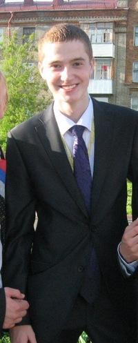 Юрий Цыганюк, 17 мая 1995, Рыбинск, id37777374