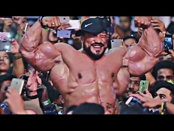 ROELLY WINKLAAR - MR OLYMPIA 2018 | MOTIVATION