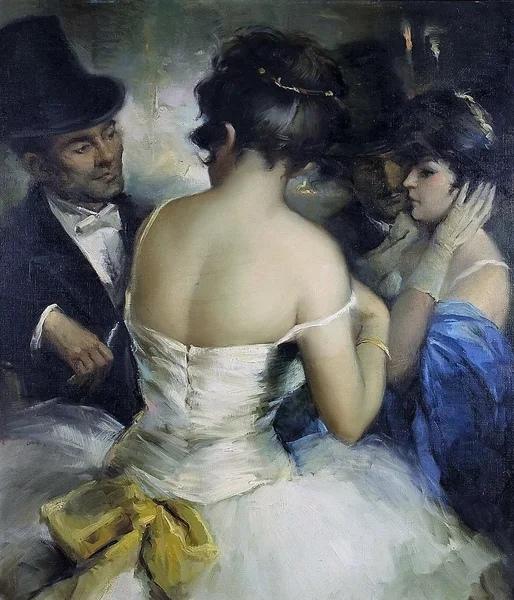 Художник Хосе Пуч Падилья.