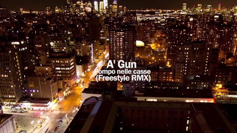 A' Gun - Pompo nelle casse (Freestyle RMX) [Electro Freestyle Music]