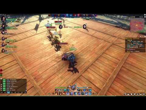 Justice Online Treacherous Waters 逆水寒ol Nghịch thủy hàn Gameplay PVP 6vs6 Part 2