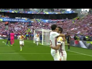 Все 108 забитых голов на Евро-2016!