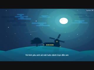 Đồng Thoại Minh Vương M4U - MV Lyrics HD