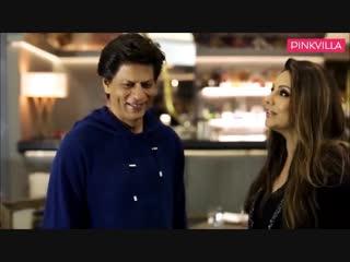 Gauri Khan What Do You Like More The Food Or The Decor SRK I like you!