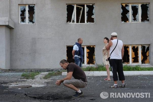 Война на Донбассе 23.07. День - Онлайн!