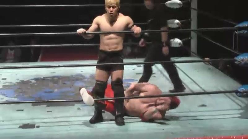 Kazuki Hashimoto vs. Yoshihisa Uto (BJW - Ikkitousen Strong Climb 2018 Pre-Season Opener)