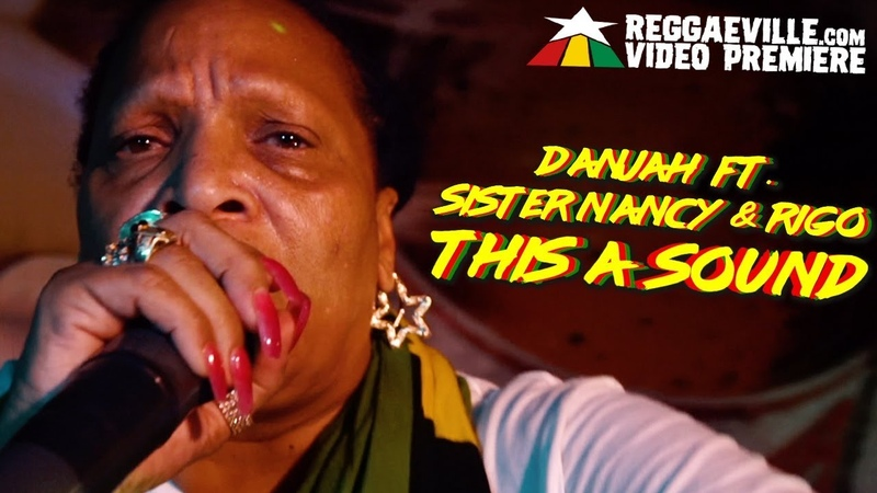 DanJah feat. Sister Nancy Rigo - This A Sound [Official Video 2019]