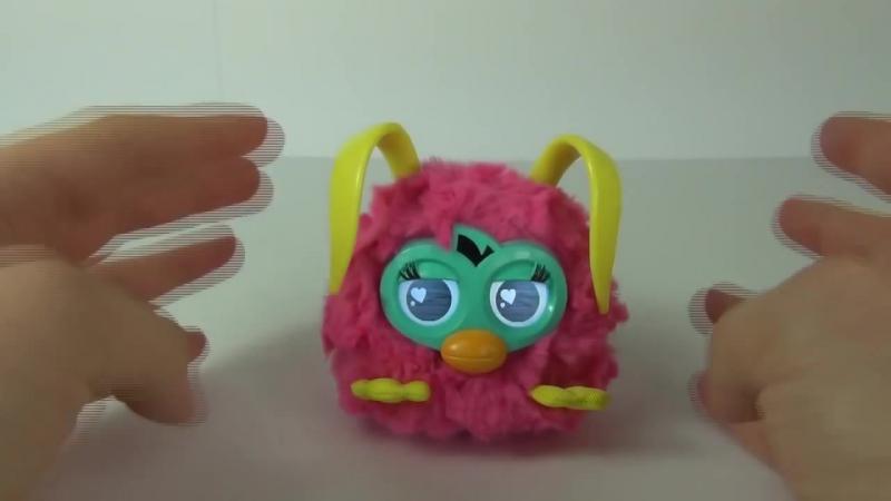 Мини Ферби (Mini Furby) Party Rockers