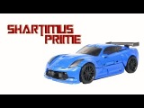 Transformers 4 Age of Extinction Hot Shot Deluxe Class Toy Movie Action Figure Review