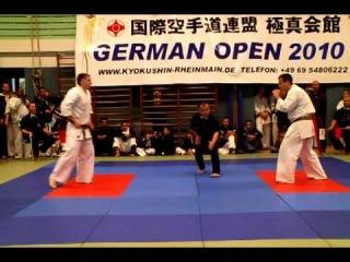 IKO Kyokushinkai German Open 2010 - БЕЛЫЕ ТИГРЫ, клуб единоборств