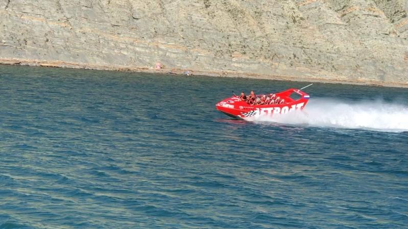 19.09.2018 Архипо-Осиповка . Формула 1 на воде
