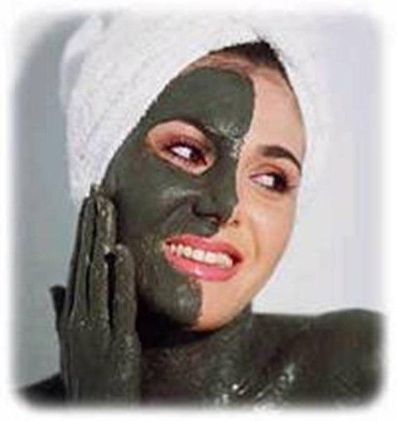 чудо маска для лица от черных точек