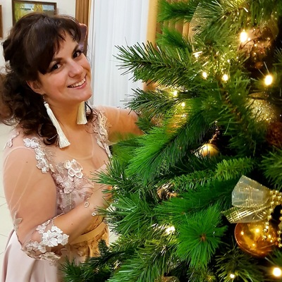 Лена Брагинская
