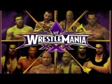 WWE 2K14: Wrestlemania 30 (Custom Matches & Promos) - Part 1