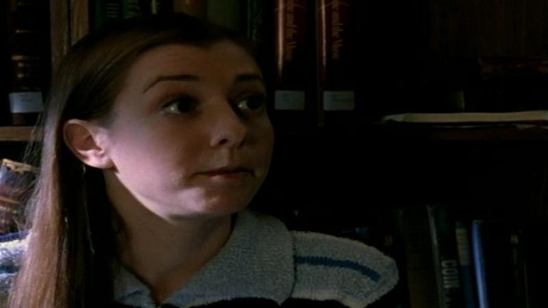 Buffy the Vampire Slayer   1x07 - Angel