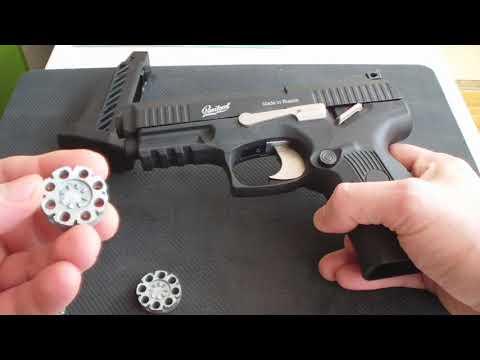 Пневмат на винтовочных пулях MP-655 K Все ли так хорошо?