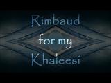 Hector Zazou, John Cale, Rimbaud - First Evening (HD)