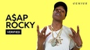 A$AP Rocky Tony Tone Official Lyrics Meaning Verified
