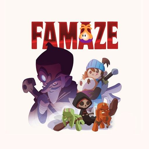 Disasterpeace альбом Famaze