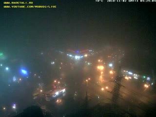 CCTV Камера наблюдения проспект Испытателей 2018nov02 4-28 погоня на Пионерской