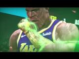 NBA 2K19 Thanos ft. LeBron James