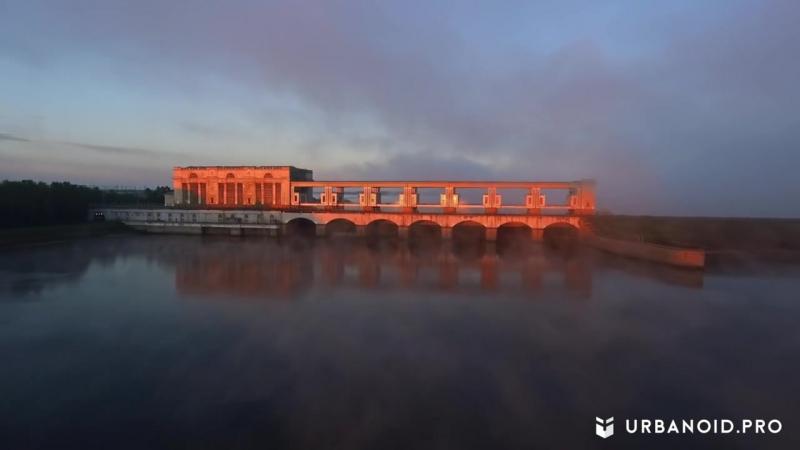 Углич, Золотое Кольцо России __ Best Aerial Video HD