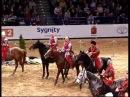 Kozacy Pokaz jazdy konnej