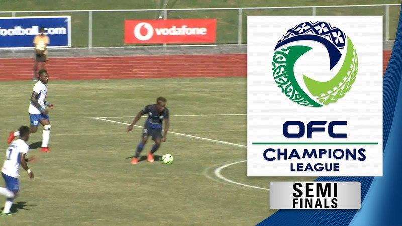 OFC CHAMPIONS LEAGUE 2018 | Semi Final 1st Leg - Lautoka FC v Marist FC Highlights