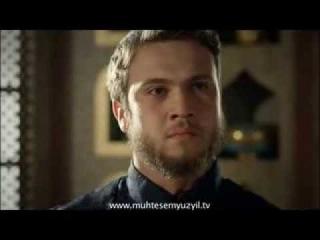 Великолепный Век видео анонс 127 серии на турецком языке.