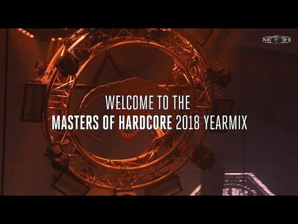 Masters of Hardcore   2018 Yearmix