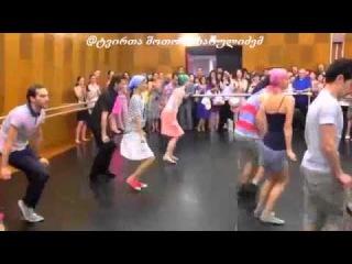 jgufi bani - rachuli (magrad cekvaven )  ბანის რაჭული მაგრად ცეკვავენ