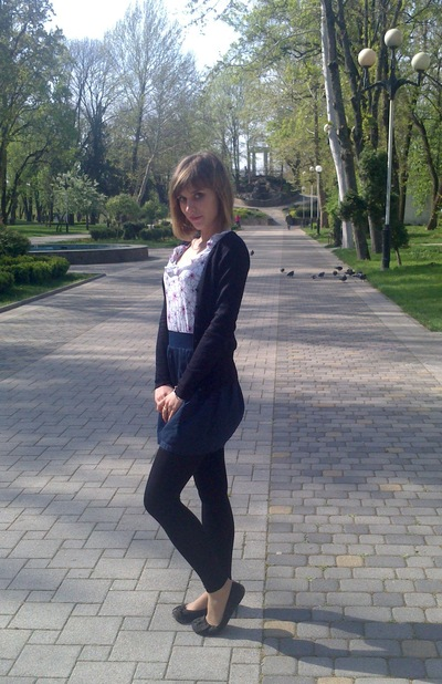 Анастасия Головина, 21 мая 1993, Краснодар, id145197072