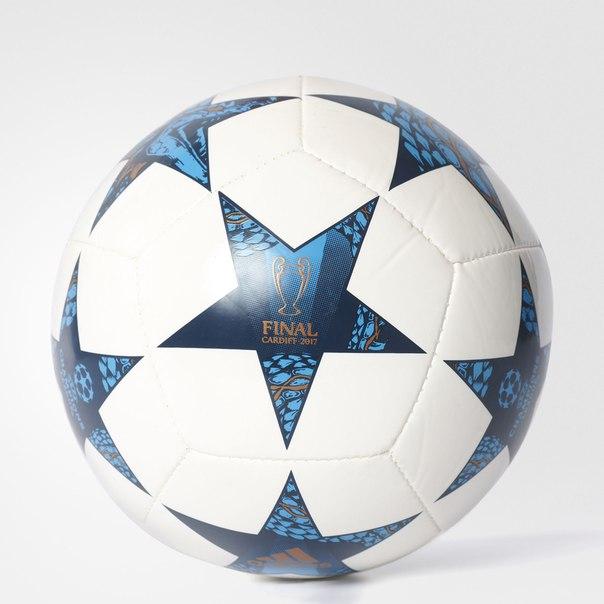 Футбольный мини-мяч Finale Cardiff