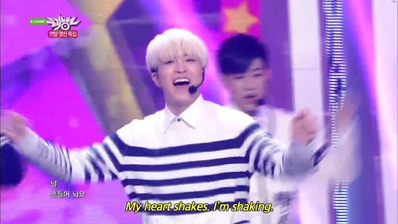 GOT7 (갓세븐) - Mr. Chu [Music Bank Year-end Chart Special _ 2014.12.19]
