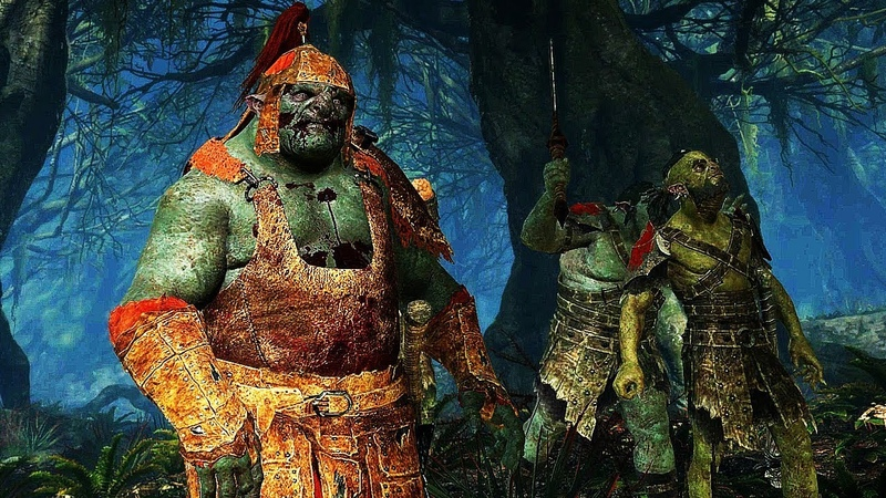 SHADOW OF WAR - HIGH Level New Update DLC Tribal Warband: Slaughter Boss Battle