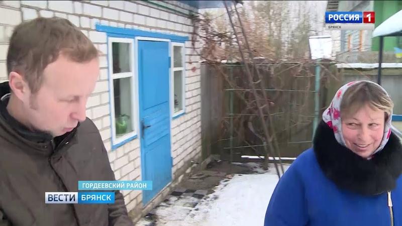 Махинации с чернобыльским жильем на Брянщине