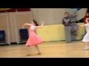 Танц. конкурс 2фев2014 Лиза Шилова Венский вальс
