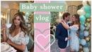 Baby shower vlog Belle Lucia