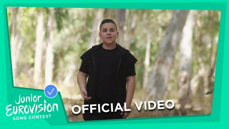 Noam Dadon - Children Like These - Israel 🇮🇱- Official Music Video - Junior Eurovision 2018